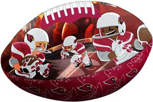 Northwest NFL Arizona Cardinals Football Pillows