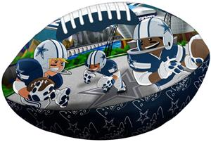 Northwest NFL Dallas Cowboys Football Pillows