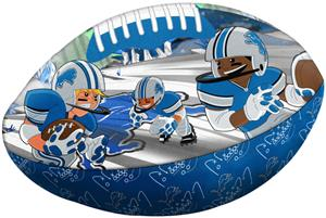Northwest NFL Detroit Lions Football Pillows