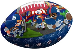 Northwest NFL New York Giants Football Pillows