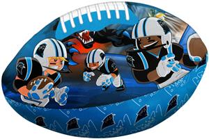 Northwest NFL Carolina Panthers Football Pillows