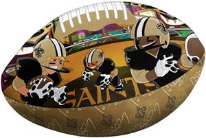 Northwest NFL New Orleans Saints Football Pillows