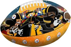 Northwest NFL Pittsburgh Steelers Football Pillows
