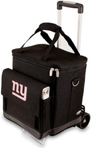 Picnic Time NFL New York Giants Cellar w/Trolley