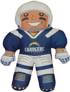 Northwest NFL San Diego Chargers Player Pillows