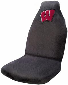 Northwest NCAA Univ. of Wisconsin Car Seat Cover