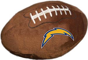 Northwest NFL San Diego Chargers Football Pillows