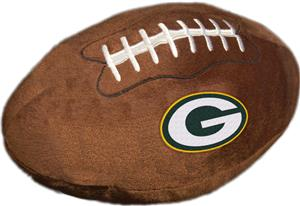 Northwest NFL Green Bay Packers Football Pillows