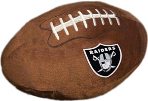 Northwest NFL Oakland Raiders Football Pillows
