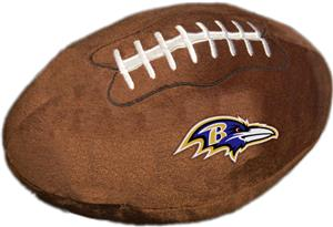 Northwest NFL Baltimore Ravens Football Pillows