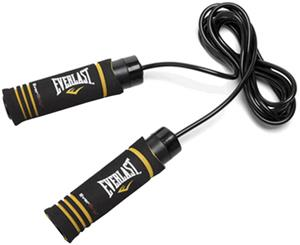 Everlast Evergrip Weighted Jump Rope