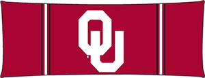 Northwest NCAA OU Body Pillow