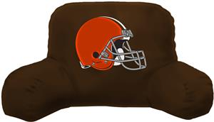 Northwest NFL Browns Bed Rest Pillow