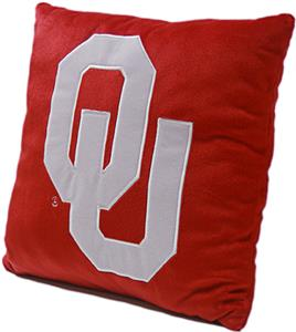 Northwest NCAA OU 16&quot;x16&quot; Plush Pillow