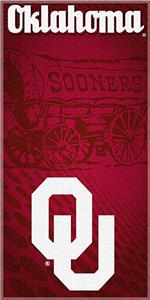 Northwest NCAA OU Beach Towel