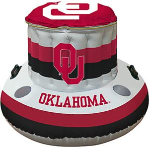 Northwest NCAA OU Inflatable Cooler