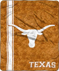 Northwest NCAA Univ. of Texas Jersey Sherpa Throw