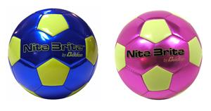 Baden Glow in Dark Nite Brite Soccer Ball Closeout