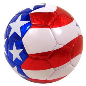 Baden Stars & Stripes Liquid Soccer Balls