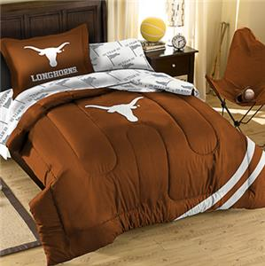 Northwest NCAA Texas Twin Bed in Bag Set
