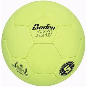 Baden Yellow Suede Hand Sewn Indoor Soccer Balls
