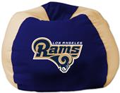 Northwest NFL Los Angeles Rams Bean Bags
