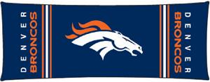 Northwest NFL Denver Broncos Body Pillow