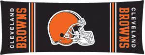 "Northwest NFL Cleveland Browns 54"" Body Pillows"