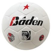 Baden NFHS Icon Stealth Soft-Valve soccer balls