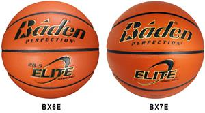 Perfection Elite microfiber patented basketballs