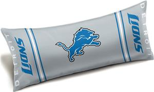 "Northwest NFL Detroit Lions 54"" Body Pillows"