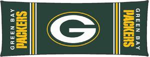 "Northwest NFL Green Bay Packers 54"" Body Pillows"