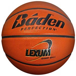 Baden Lexum official game patented basketballs