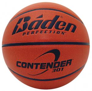 Contender indoor/outdoor soft grip basketballs