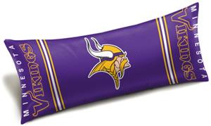 Northwest NFL Minnesota Vikings Body Pillow