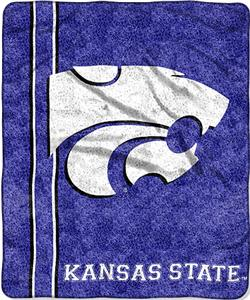 Northwest NCAA K-State Jersey Sherpa Throw
