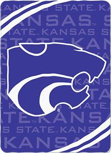 Northwest NCAA K-State Univ. Fleece Force Throw