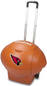 Picnic Time NFL Arizona Cardinals Football Cooler