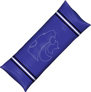 Northwest NCAA K-State University Body Pillow