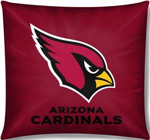 "Northwest NFL Arizona Cardinals 18""x18"" Pillows"