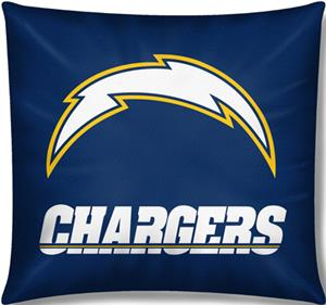 "Northwest NFL San Diego Chargers 18""x18"" Pillows"