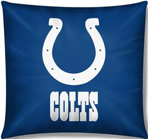 "Northwest NFL Indianapolis Colts 18""x18"" Pillows"