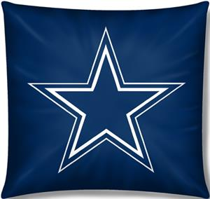 "Northwest NFL Dallas Cowboys 18""x18"" Pillows"
