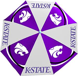 Northwest NCAA K-State University Beach Umbrella