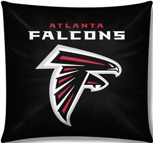 "Northwest NFL Atlanta Falcons 18""x18"" Pillows"
