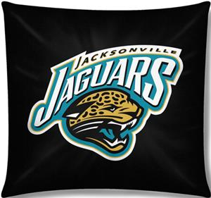 "Northwest NFL Jacksonville Jaguars 18""x18"" Pillows"