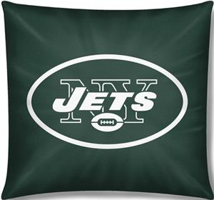 "Northwest NFL New York Jets 18""x18"" Pillows"