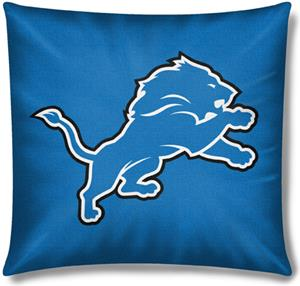 "Northwest NFL Detroit Lions 18""x18"" Pillows"