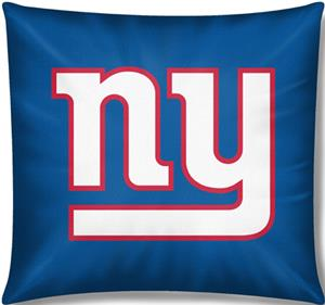 "Northwest NFL New York Giants 18""x18"" Pillows"