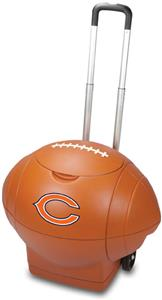 Picnic Time NFL Chicago Bears Football Cooler